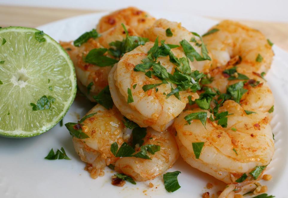 Quick & Easy Garlic Shrimp